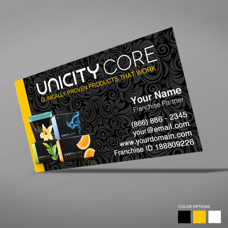 unicity core products